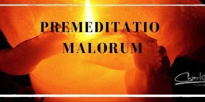 A Pre-meditation of Evils