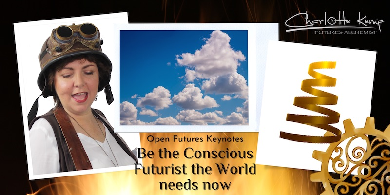 Conscious Futurist Charlotte Kemp Keynote Futures
