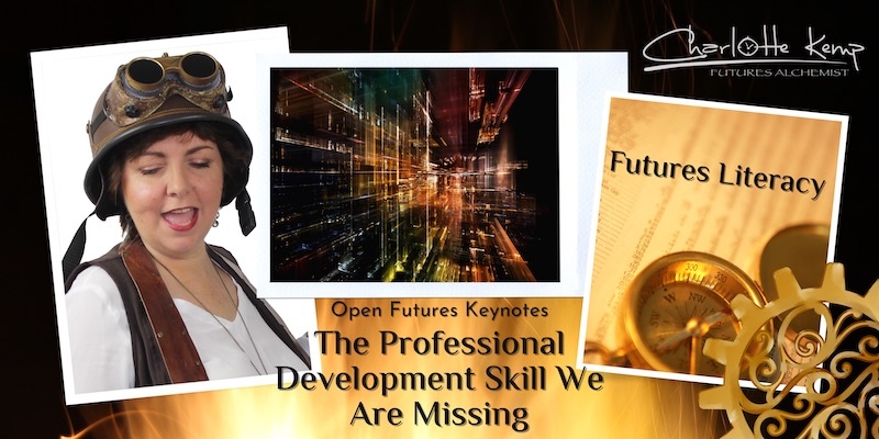 Futures Literacy Missing Professional Development Skill