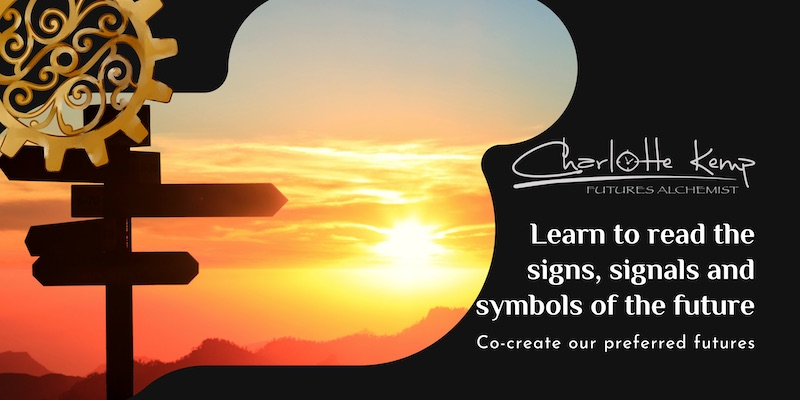Learn to read the signs, signals and symbols of the future