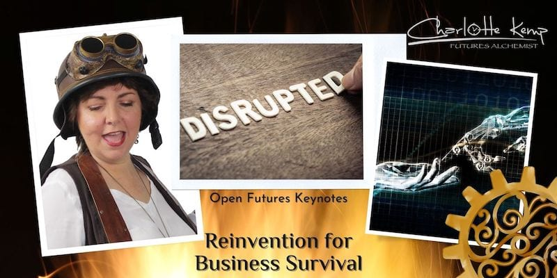 Reinvention for Business Survival