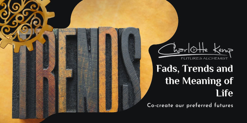 Fads, Trends and the Meaning of Life